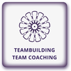 Button naar pagina: Teambuilding Team coaching